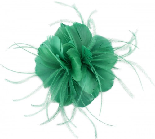Fascinators 4 Weddings - Failsworth Millinery Feather Fascinator in ... 5edc2fd51db