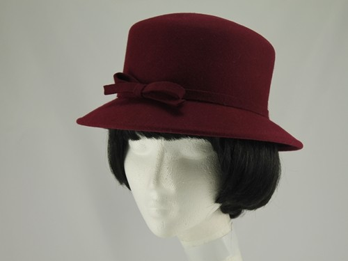 Amelia Plum Formal Hat