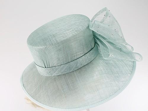 Elegance Collection Diamante Events Hat