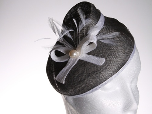 Couture by Beth Hirst Grey Percher