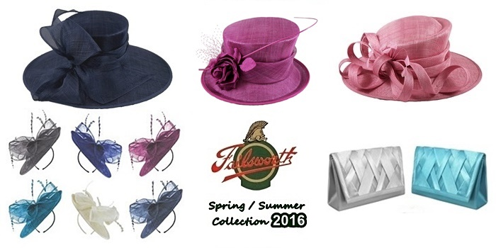 Failsworth Millinery 2016 Spring / Summer Collection