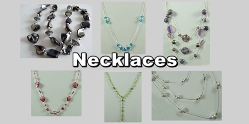 Complete Range of Necklaces
