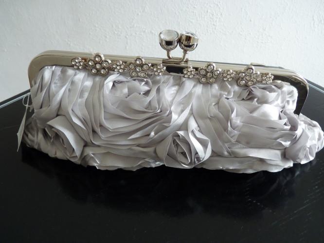 Bag Silver Grey