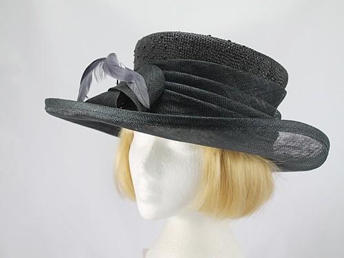 Balfour Black Formal Hat