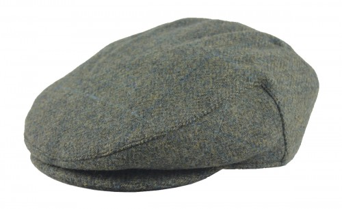 Failsworth Millinery Waterproof Tweed Porelle Cap