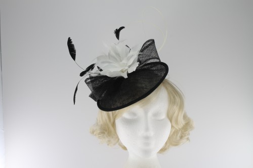 Failsworth Millinery Quills Disc Headpiece