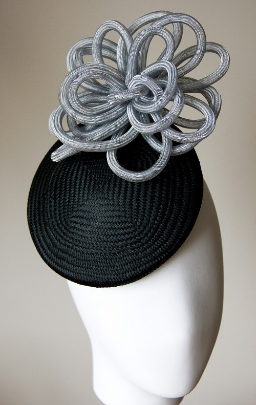 Esther Louise Millinery Crin Smartie Hat