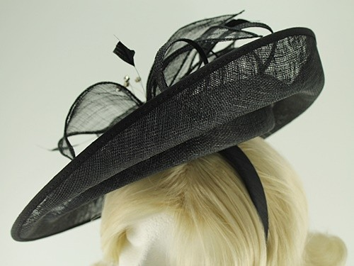 Failsworth Millinery Events Disc Headpiece
