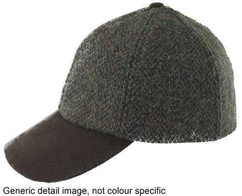 Failsworth Millinery Harris Baseball Cap