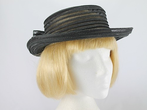 Black Formal Hat