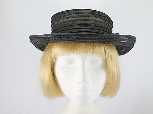 Black Formal Hat