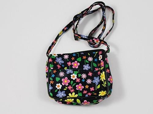 Girls Flower Bag