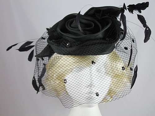 Philip Somerville for Harrods Events Headpiece