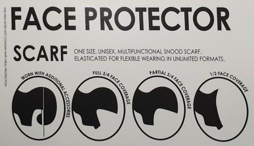 SSP Hats Multi Functional Snood Scarf