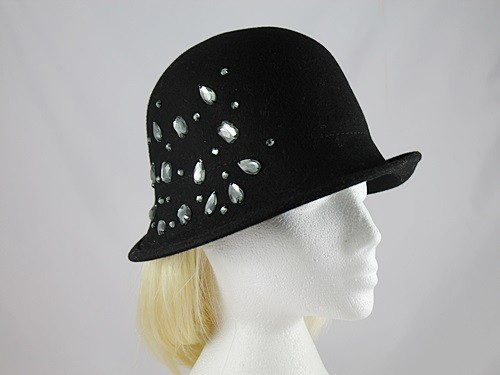 Victoria Ann Jewelled Winter Hat