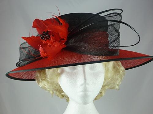 Wedding Hats 4U - Failsworth Millinery Wedding   Events Hat in Black ... b55a2172d2e