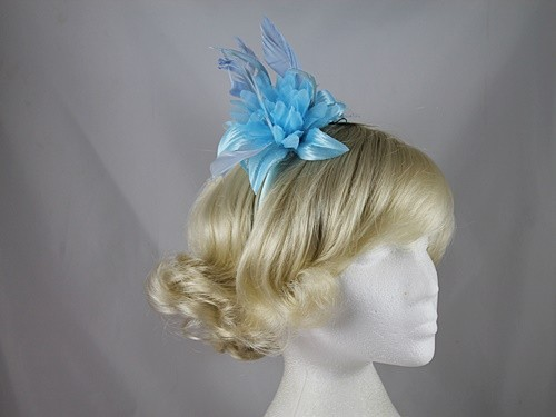 Flower Aliceband Fascinator