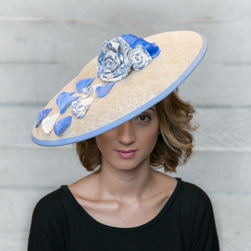 Fraser Annand Millinery Claudie Hatinator