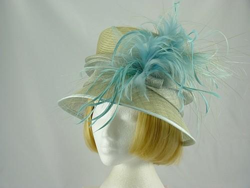 Gwyther Snoxells Lyn Wedding hat