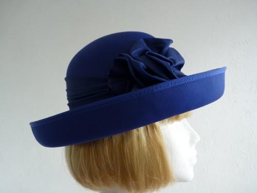 Kangol Ascot hat Mid Blue