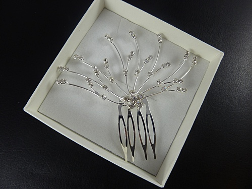 Decorative Branches Comb