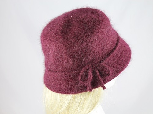 Bow Winter Hat