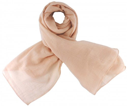 Max and Ellie Fine Woven Scarf in Candy