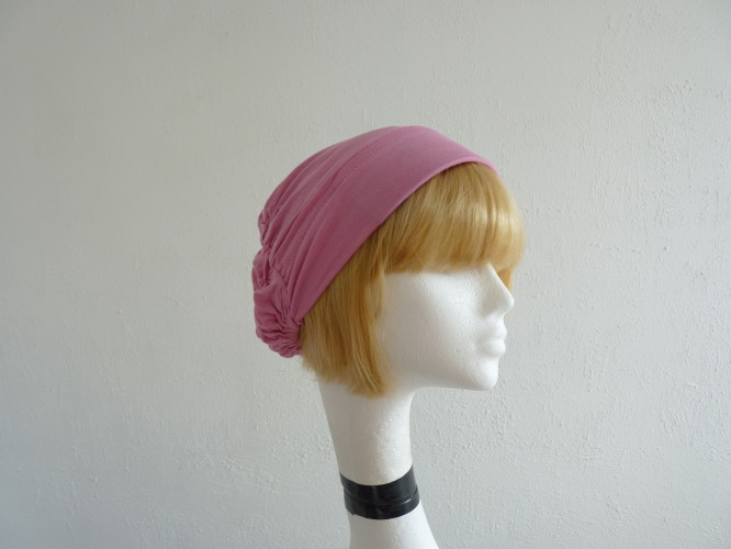 Ladies Cap Pink