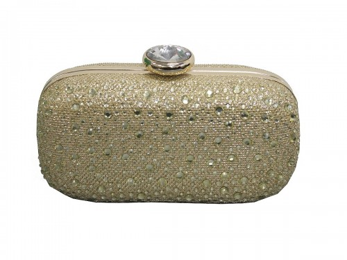 Papaya Fashion Evening Box Bag