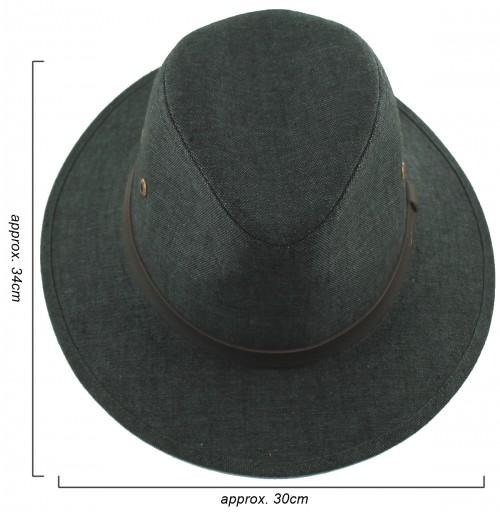 Failsworth Millinery Irish Linen Safari Hat