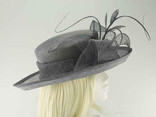 Failsworth Millinery Quills Ascot Hat