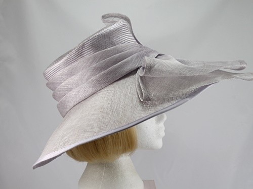 Country Casuals Pale Lilac Formal Hat