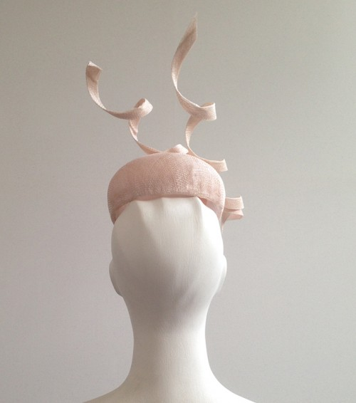 Couture by Beth Hirst Averill – Nude Twist Beret