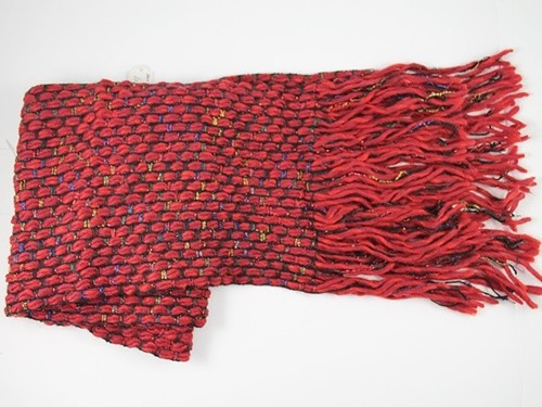 Cranberry Scarf