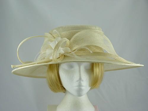 Failsworth Millinery Robina Wedding hat