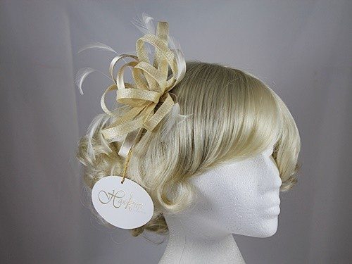 Hawkins Collection Loops Fascinator