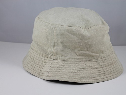 Cream Reversible Hat