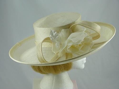 Whiteley Kate Wedding hat