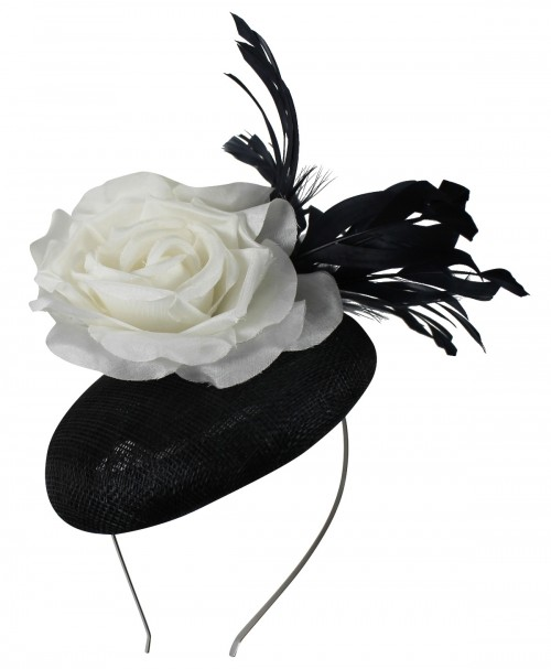 Failsworth Millinery Button Asoct Headpiece