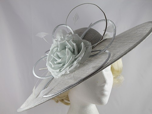 Maddox Events Saucer Headpiece