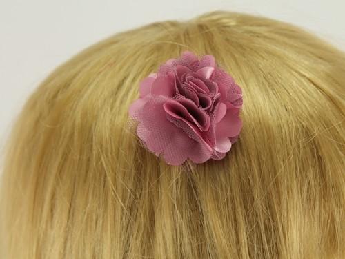 Dusky Pink Clip