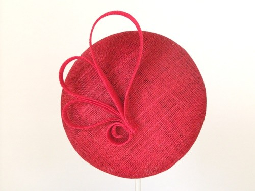 Edel Staunton Millinery Middleton Beret Headpiece