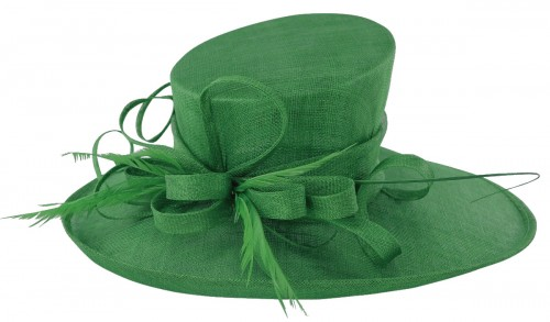 Max and Ellie Events Hat in Emerald