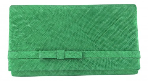 Max and Ellie Large Occasion Bag in Emerald