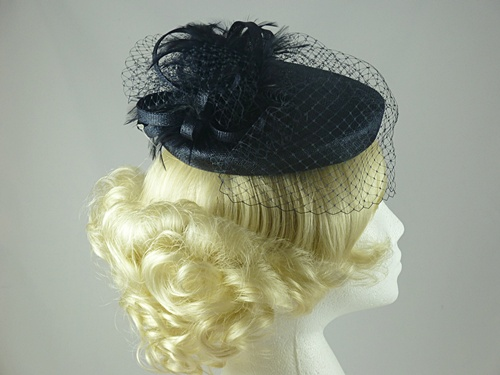 Failsworth Millinery Pillbox
