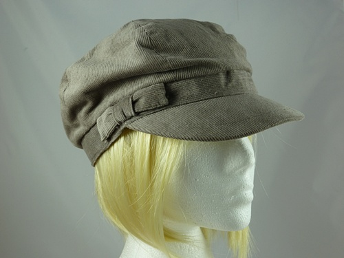 Failsworth Millinery Cap in Corduroy