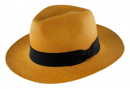 Failsworth Millinery Havana Panama Hat