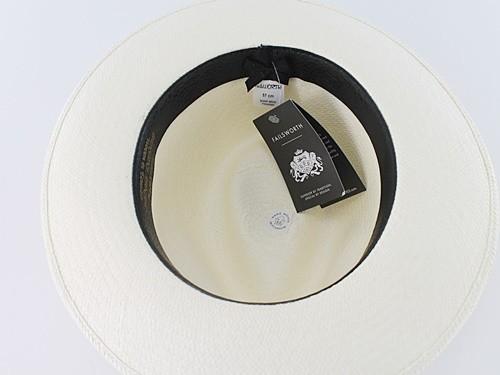 5940716e49633 Failsworth-Millinery-Snap-Brim-Panama-Hat thumbnail 3