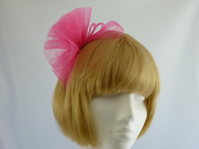 Fascinator Bright Frills