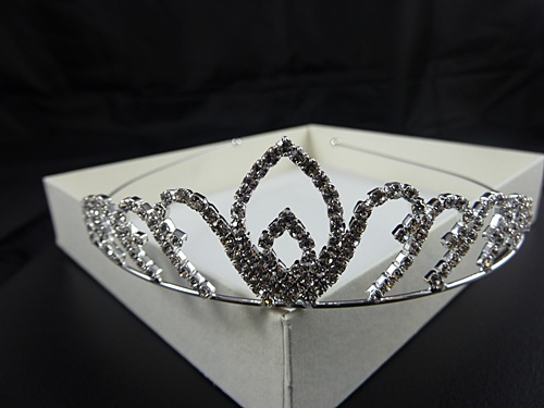 Flame Crown Tiara